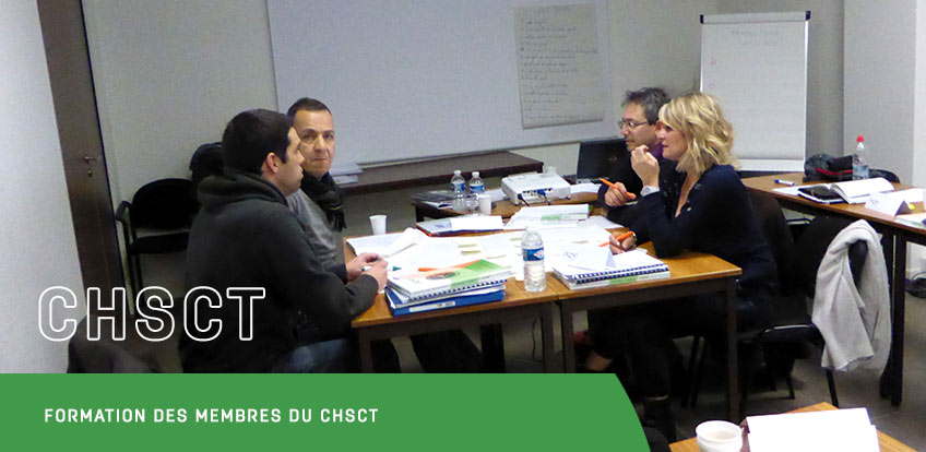 Formation CHSCT